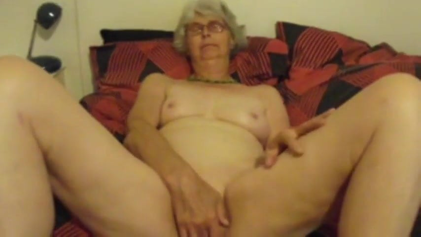 Old nackt skinny sehr granny