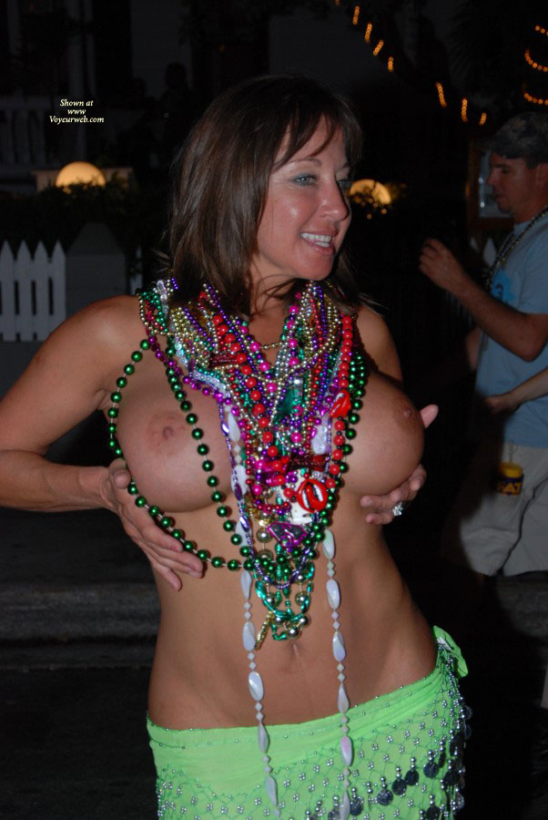 Gras nude key west mardi
