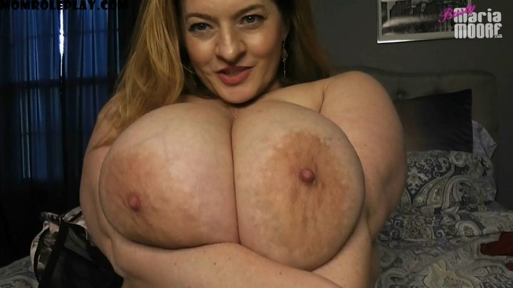 Boobs maria big moore bbv