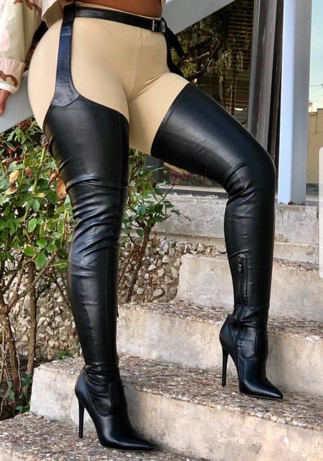 Boots in sexy me madchen fuck