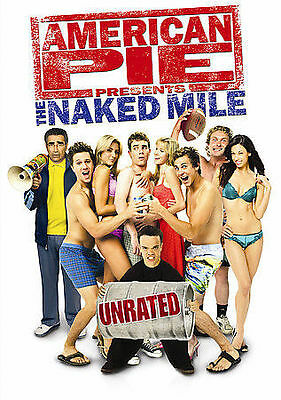pie naked Presents american mile the