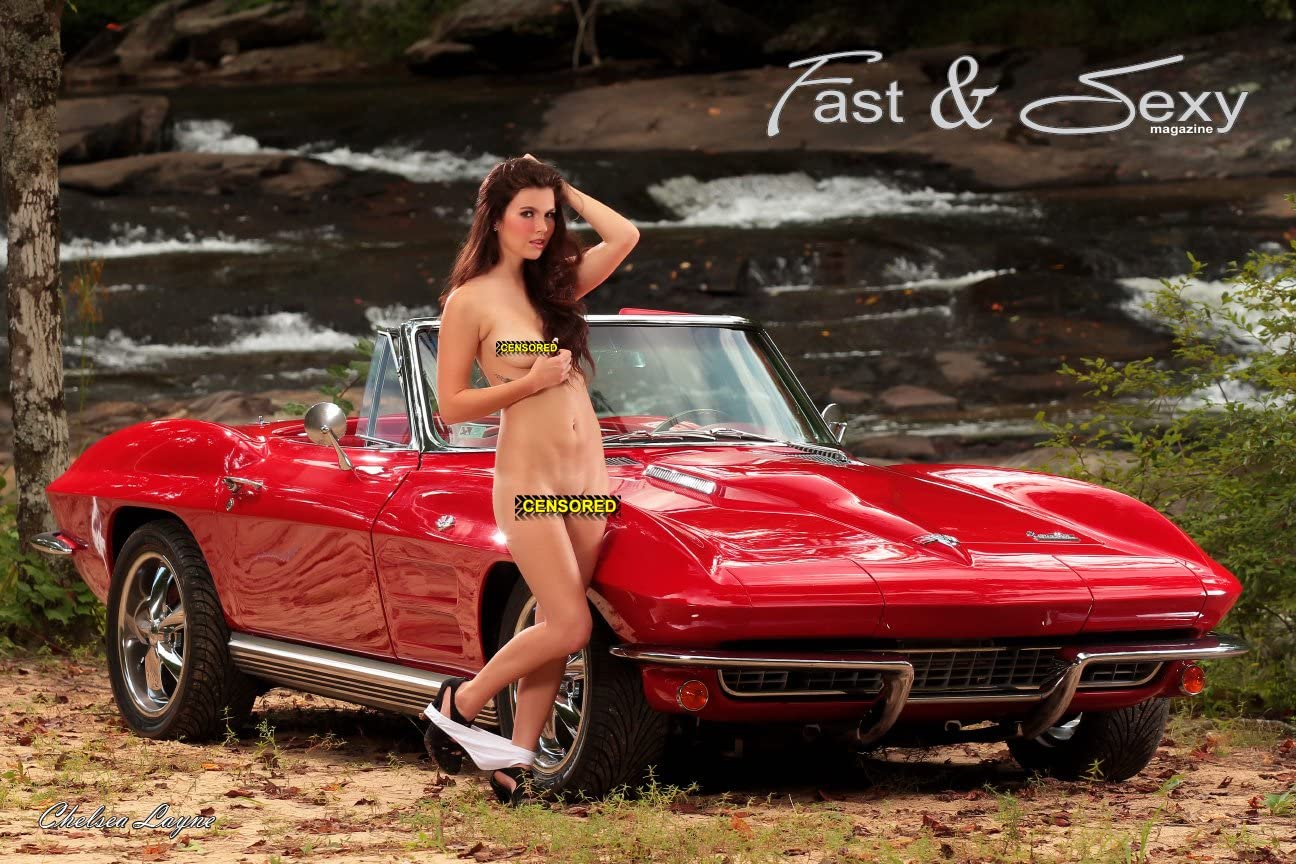 Blog red nude hot corvette