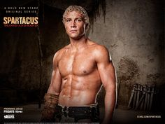 Blood and nackt madchen spartacus sand