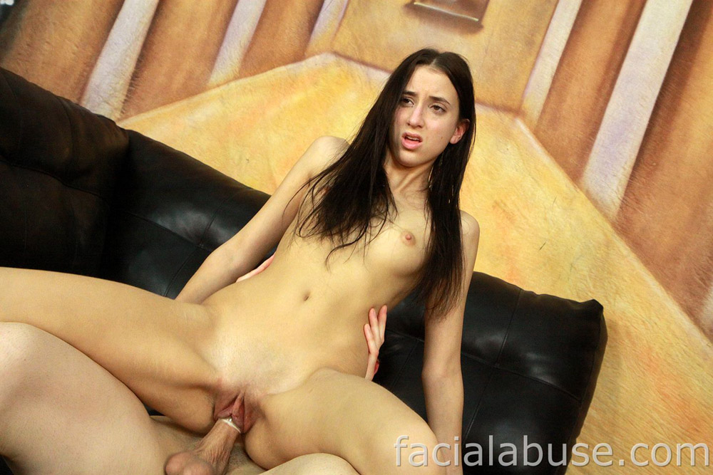 Facial abuse belle missy knox
