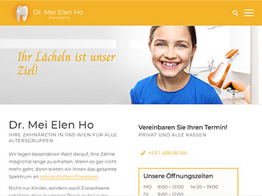 Site web erwachsene custom design