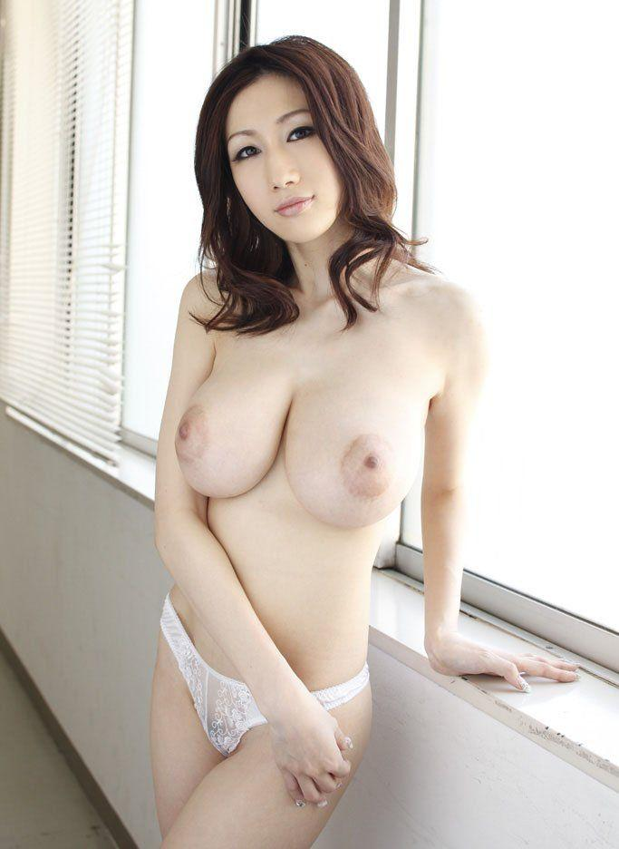 Big nude japanese boobs girl