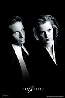 Poster sexy scully moulder und